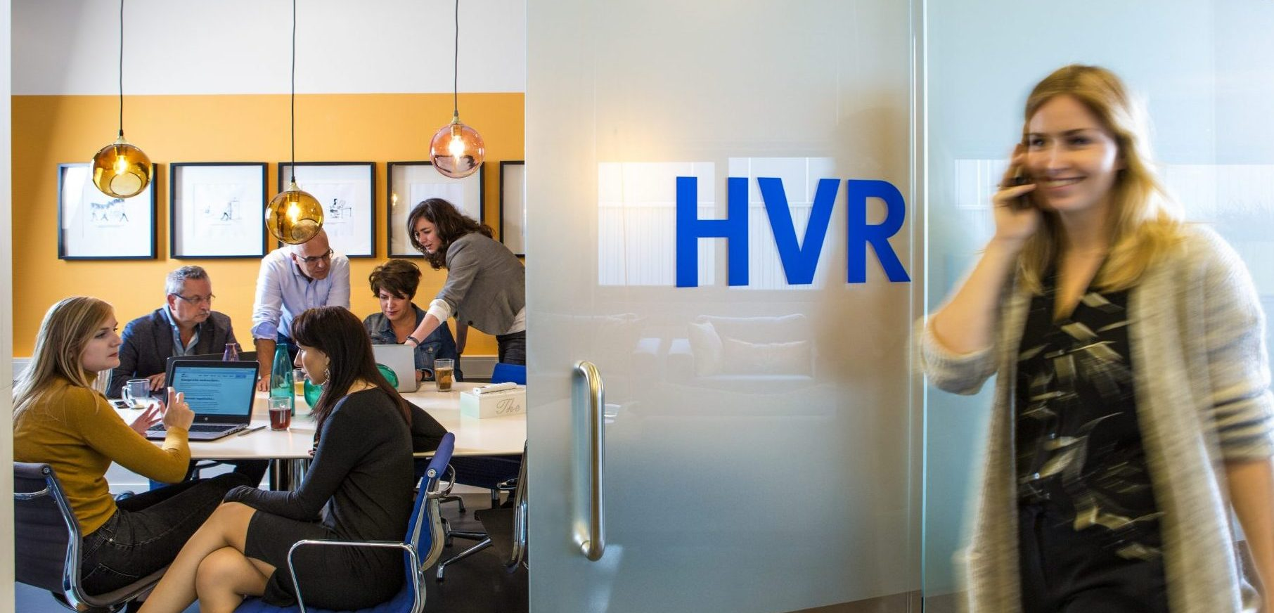 HVR Group Communicatiebureau Den Haag