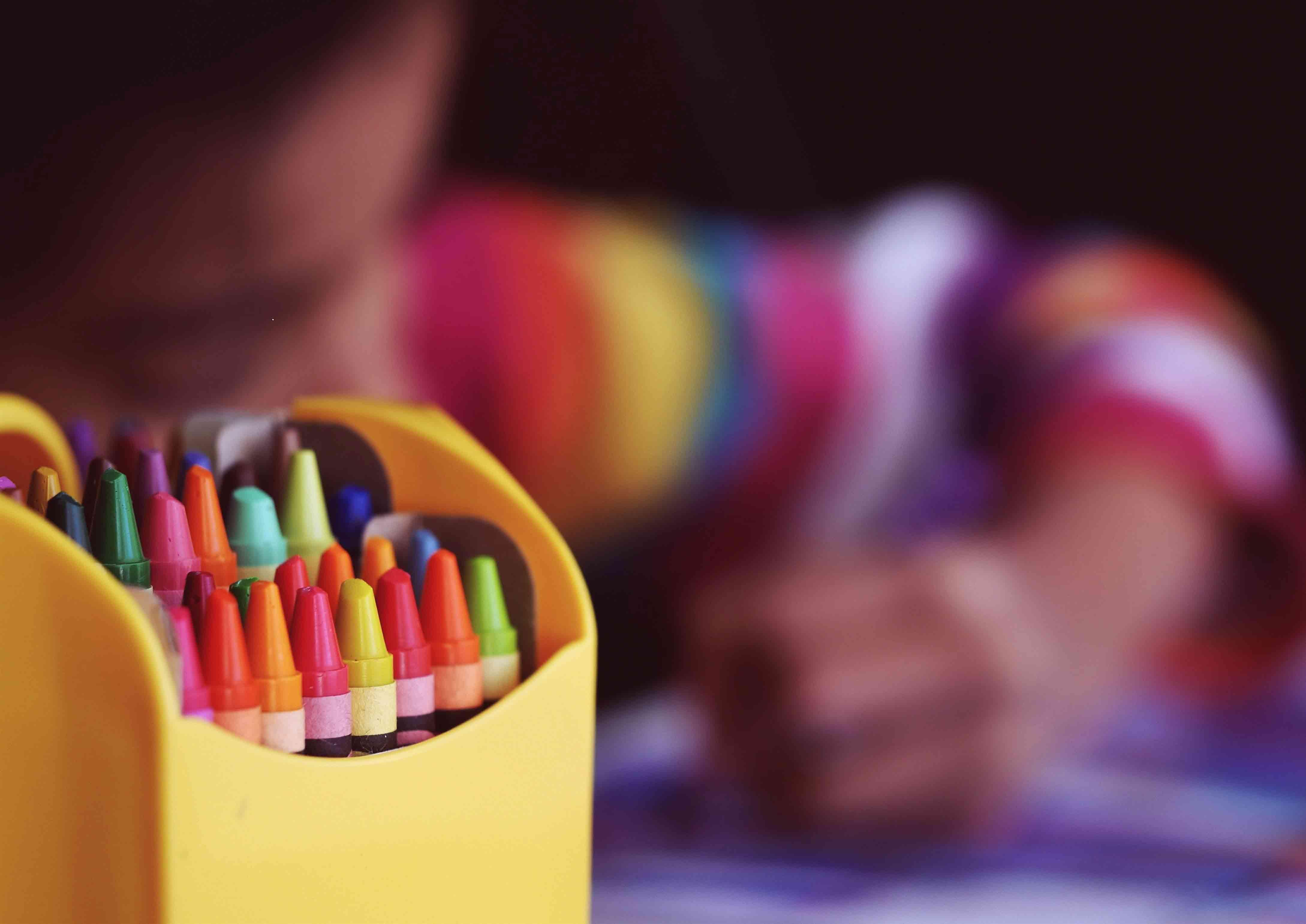 Kindkracht project kleuren hvr group
