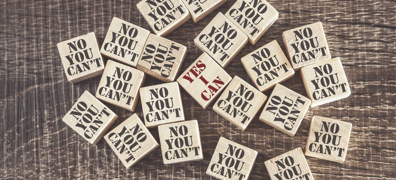 Organisatieverandering: Yes I can!