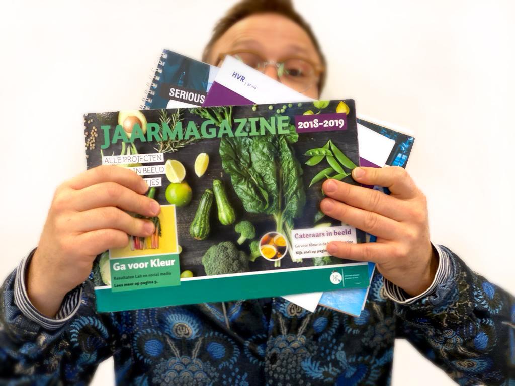 Jouw jaarverslag als inspirerende marketingtool
